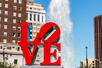 The city of brotherly love.