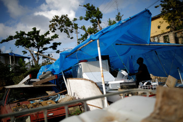 The Wider Image: In Puerto Rico, a housing crisis U.S. storm aid won't solve