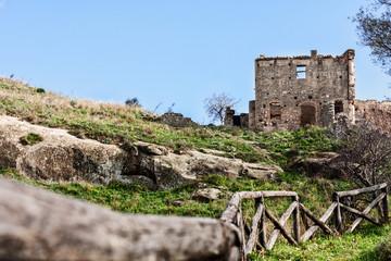 Borgo antico di Brancaleone reportage