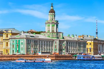 St Petersburg in summer