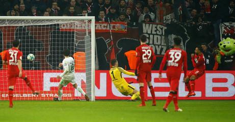 DFB Cup - Bayer Leverkusen vs Werder Bremen