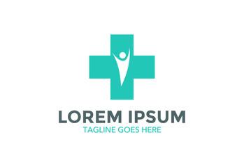 medical logo. hospital. icon. vector illustration. editable