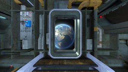 宇宙ステーション