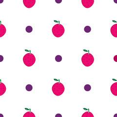 pattern lychee graphic