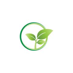 Environment logo icon template