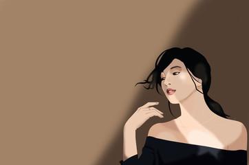 Female Portrait 1
