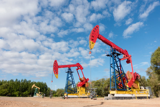Daqing oil field of Heilongjiang Province