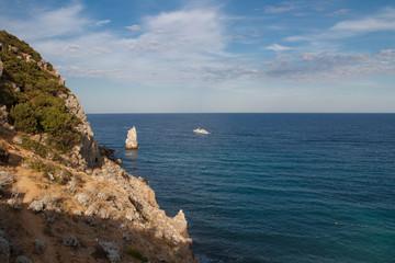 Black Sea. Crimea