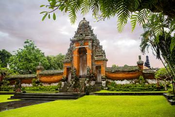 Индонезия. Бали, Индонезия,  Храм Пура Тамань Аюн.