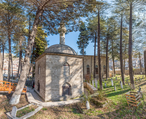 Ghazi Suleiman Pasha Mosque and Akshamsaddin tomb