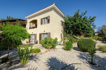 Luxurious holiday villa on Cyprus.