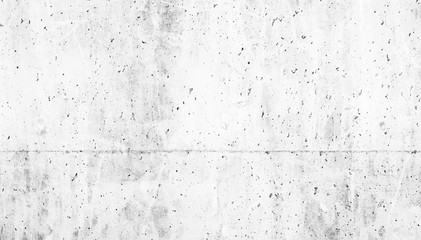 White concrete wall, close up photo texture