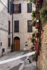 Bevagna (Perugia, Umbria), historic city