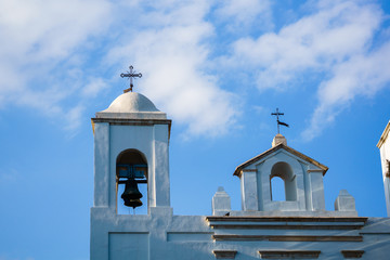 Image of churches with crosses