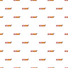Live new with hd pattern seamless in flat style for any design