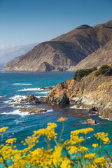 Big Sur, California Central Coast, USA