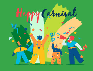 Evviva il Carnevale