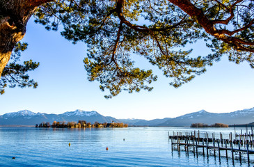 chiemsee lake