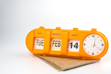 Start Time of VALENTINES DAY