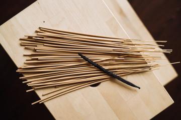 Oriental incense sticks