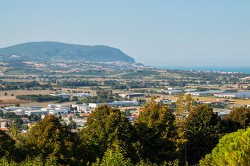 Le colline delle Marche, Marche, Italia