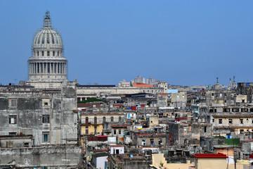 Skyline de la Habana Vieja