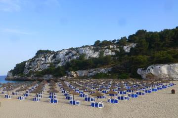 Cala Romantica en Mallorca. Islas Baleares (España)