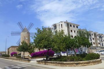 Manacor,ciudad de Mallorca en las islas Baleares (España)