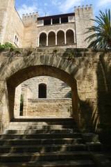 Catedral de Santa Maria de Palma de Mallorca, ciudad capital de Mallorca,Islas Baleares (España)