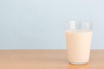 豆乳の物撮り