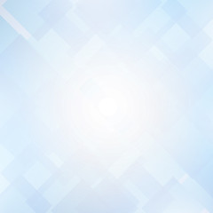 Abstract blue technology geometric corporate design background