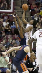NCAA Basketball: Virginia at Florida State