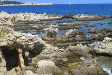 Capdepera en Mallorca,comunidad autónoma de Islas Baleares, España. Situado en el extremo oriental de la isla, en la comarca de Levante