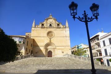 Felanich o Felanitx,ciudad de Mallorca en la Islas Baleares, España,en la comarca del Migjorn con Santanyí, Campos, Porreras, Villafranca de Bonany y Manacor