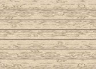 Wood grain texture. Wooden planks. Abstract background. Vector illustration