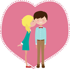 Valentine's Day - Illustration