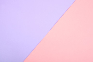 purple and pink paper