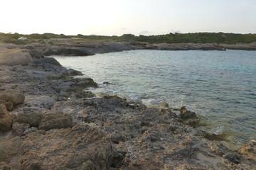 Portocolom,pueblo turistico de Mallorca perteneciente a Felanitx,Islas Baleares (España)