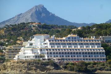 Santa Ponsa, localidad turística perteneciente al municipio español de Calviá, en Mallorca, la mayor de las Islas Baleares