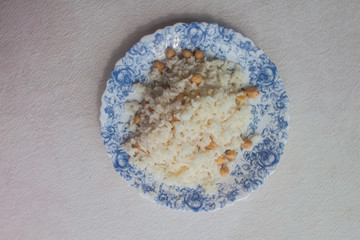 rice food isolate