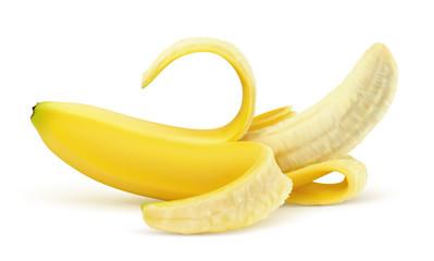 Banane vectorielle 2