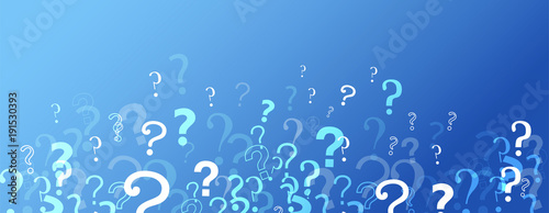 Punti Interrogativi Interrogativo Dubbi Sfondo Stock Image And