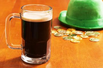 Beer and Gold Irish