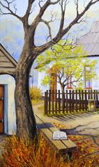 Oil paintings, home, fine art