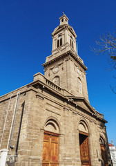 Cathedral of Our Lady of Mercy, Plaza de Armas, La Serena, Coquimbo Region, Chile