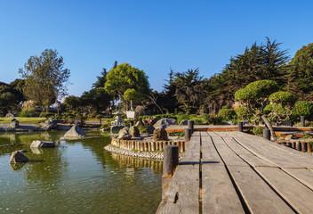 Japanese Garden, La Serena, Coquimbo Region, Chile