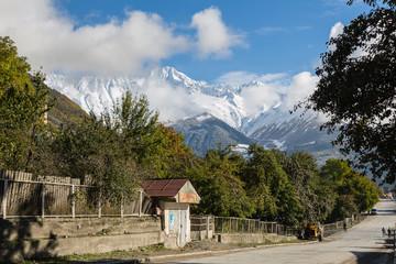 Georgia. Mountain Svaneti