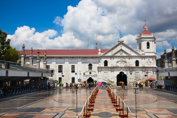 Basilica Minore del Santo Nino is a minor basilica in Cebu City, Philippines.