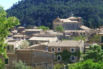 Valldemossa / Valldemosa en Mallorca,Islas Baleares (España)