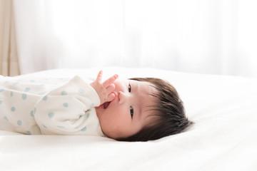 赤ちゃん 生後2ヶ月